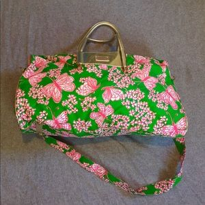 😍Large Lilly Pulitzer bag